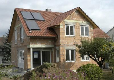 Neubau - Einfamilienhaus