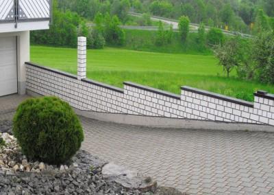 Kalksandsteinmauerwerk