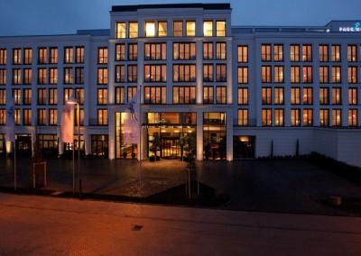 """Parkhotel """"Stuttgart Messe Airport"""" (Aussen)"""