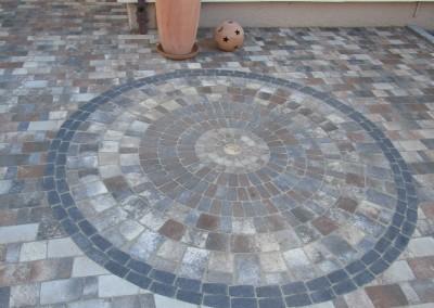 Spartana- Antikplaster - Kreis