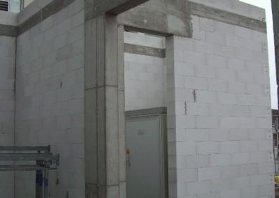 Mauerwerk und Betonarbeiten